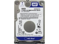 Жесткий диск 500Gb SATA Western Digital Blue WD5000LPCX 2.5""