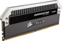 64Gb CORSAIR DOMINATOR PLATINUM CMD64GX4M8A2400C14 DDR4 - 8x 8Гб 2400, DIMM, Ret