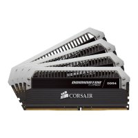 64Gb CORSAIR DOMINATOR PLATINUM CMD64GX4C3000C15 DDR4 - 4x 16Гб 3000, DIMM, Ret