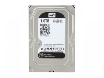 "1 Tb SATA 6Gb / s Western Digital Black WD1003FZEX 3.5"" 7200rpm 64Mb"
