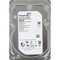 "6 Tb SATA 6Gb / s Seagate Enterprise NAS ST6000VN0001 3.5"" 7200rpm 128Mb"