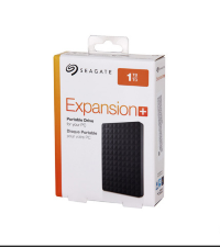Жесткий диск 1Tb Seagate Expansion+ Portable STEF1000401 Black USB3.0