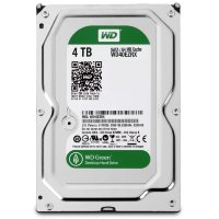 "Жесткий диск 4Tb SATA Western Digital Green WD40EZRX 3.5"" 64Mb"