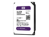 "8 Tb SATA 6Gb / s Western Digital Purple WD80PUZX 3.5"" 5400rpm 128Mb"