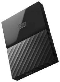 Внешний жесткий диск 1TB Western Digital My Passport  WDBBEX0010B