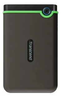 Внешний HDD 2Tb Transcend TS2TSJ25MC USB 3.1 Type-C
