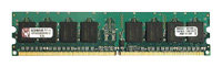 DDR2 2Gb  Kingston DIMM  PC2-6400 800MHz (KTD-DM8400C6/2G ) Low Profile