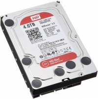 "Жесткий диск 4Tb SATA Western Digital Red WD40EFRX 3.5"" 5400rpm 64Mb"