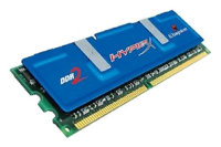 DDR2 2Gb  Kingston HyperX DIMM  PC2-6400 800MHz ( KHX6400D2/2G )