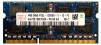 Оперативная память 4Gb Hynix HMT351S6EFR8A-PB DDR3L 1600 SO-DIMM 16chip