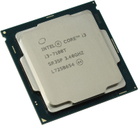 Процессор Intel Core i3-7100T 3400MHz LGA1151