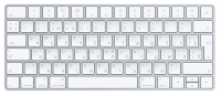 Клавиатура Apple Magic Keyboard White Bluetooth MLA22RU/A