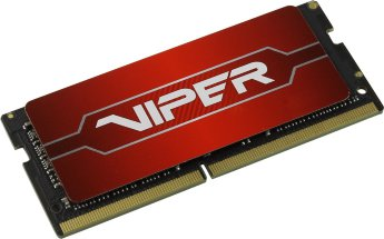Оперативная память 8GB Patriot PV48G266C8S / Viper DDR2 2666 SODIMM