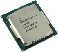 Процессор Intel Core i5-7600 3500MHz LGA1151