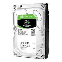 "Жесткий диск 3Tb SATA Seagate Barracuda ST3000DM008 3.5"" 7200rpm 64Mb"
