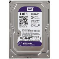 Жесткий диск 1Tb Western Digital Purple WD10PURX 3.5""