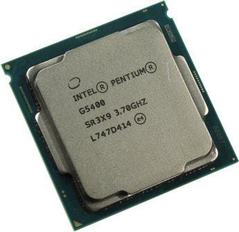 Процессор Intel Pentium Gold G5400 Coffee Lake 3700MHz LGA1151 v2