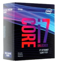 Процессор Intel Core i7-9700KF 3600MHz LGA1151