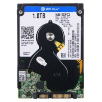 "Жесткий диск 1Tb SATA Western Digital Blue WD10SPCX 2.5"" 5400rpm 16Mb 7mm"