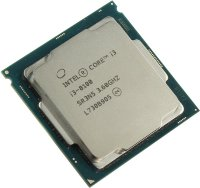 Процессор Intel Core i3-8100 3600MHz LGA1151