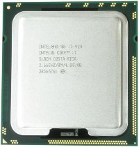 Intel Core i7-920 2.66 GHz / 4core / 1+8Mb / 130W / 4.8 GT / s LGA1366