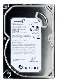 "250 Gb SATA 6Gb / s Seagate Barracuda 7200.12 ST250DM000 3.5"" 7200rpm 16Mb"