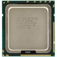 Intel Xeon E5606 2.13 GHz / 4core / 8Mb / 80W / 4.8 GT / s LGA1366
