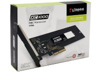 480 GB  Kingston KC1000 SKC1000H/480G M.2 PCI-Express