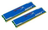 2Gb Kingston Hyper BLU DIMM  PC3-12800 1600MHz (KHX1600C9D3B1K2/4GX)