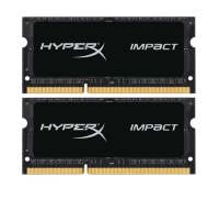 Модуль памяти 2*4Gb Kingston HyperX HX321LS11IB2K2/8 DDR3 2133 SO-DIMM 8Gb KIT