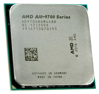 Процессор AMD A10-9700 Bristol Ridge (AM4, L2 2048Kb)
