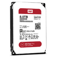 "8 Tb SATA 6Gb / s Western Digital Red Pro WD8001FFWX 3.5"" 7200rpm 128Mb"