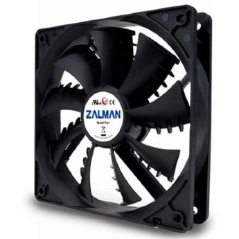 ZALMAN < ZM-F2 Plus SF > Fan for m / tower (3пин, 92x92x25мм, 20-23дБ, 1500об / мин)