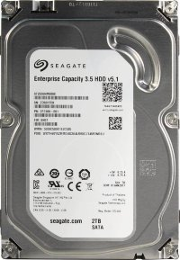 "Жесткий диск 2Tb SATA Seagate Enterprise Capacity ST2000NM0008 3.5"" 7200rpm 128Mb"