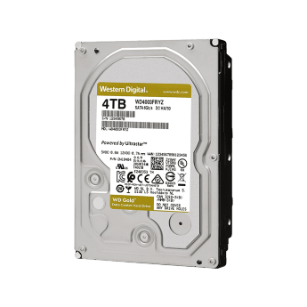 "Жёсткий диск 4Tb Western Digital Gold WD4003FRYZ 3.5"" 7200rpm 256Mb"