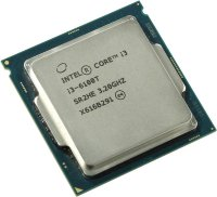 Процессор Intel Core i3-6100T 3200MHz LGA1151