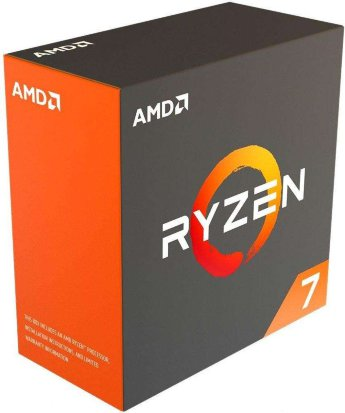Процессор AMD Ryzen7 1700X 3400MHz Box