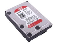 "Жесткий диск 3Tb SATA Western Digital Red WD30EFRX 3.5"" 5400rpm 64Mb"