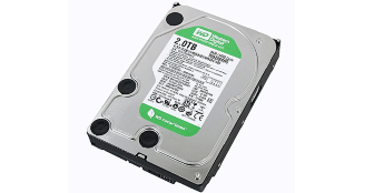 "Жесткий диск 2Tb SATA-II Western Digital Caviar Green WD20EARS 3.5"" 64Mb"