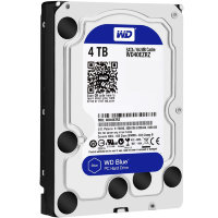 "Жесткий диск 4Tb SATA Western Digital Blue WD40EZRZ 3.5"" 5400rpm 64Mb"